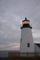 Pemaquid Point, Maine by Cindy Keller