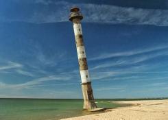 Kiipsaare Lighthouse In Saaremaa Estonia