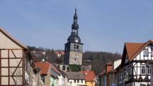 Bad Frankenhausen Church Tower, Germany